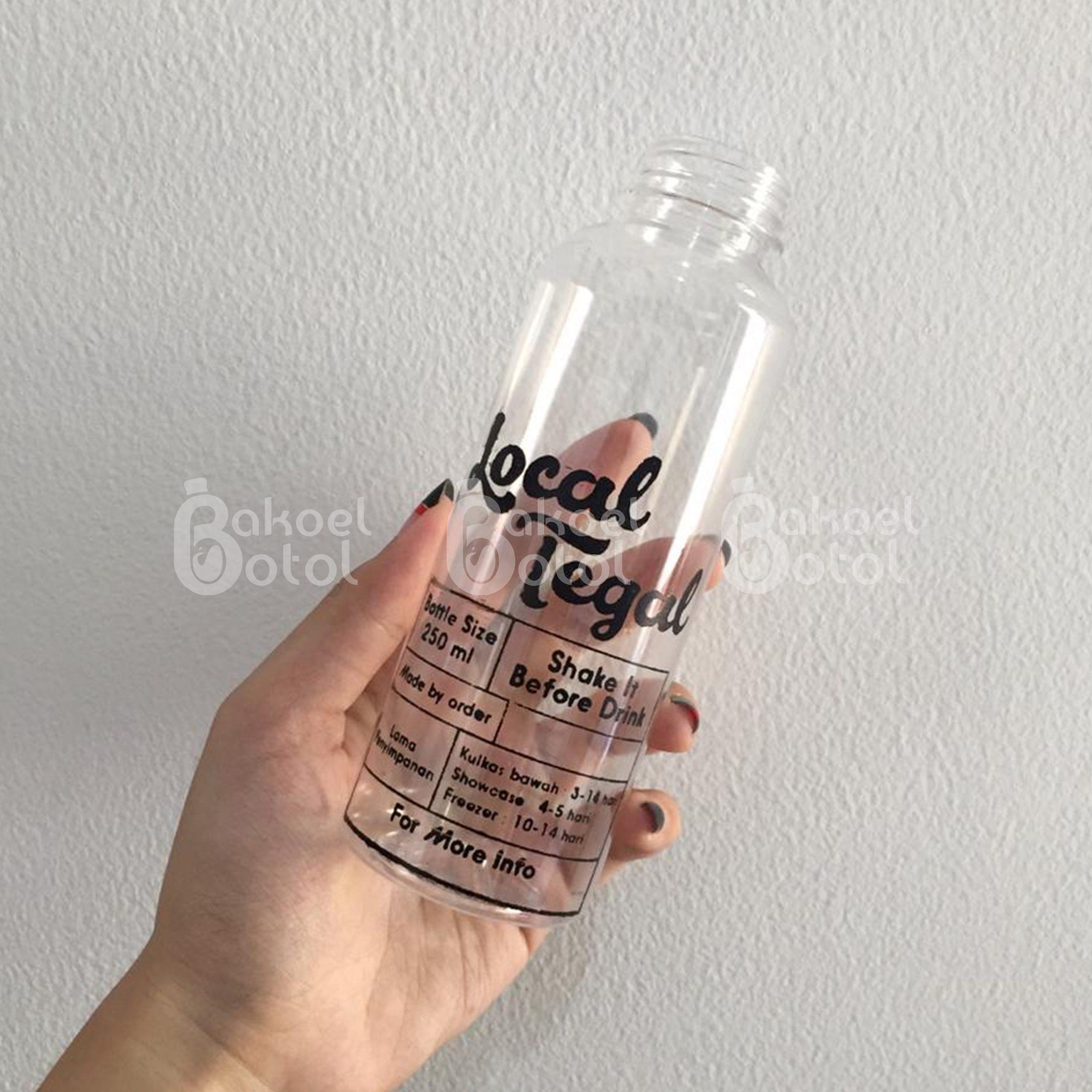 Sablon Botol Plastik Berkualitas dan Murah