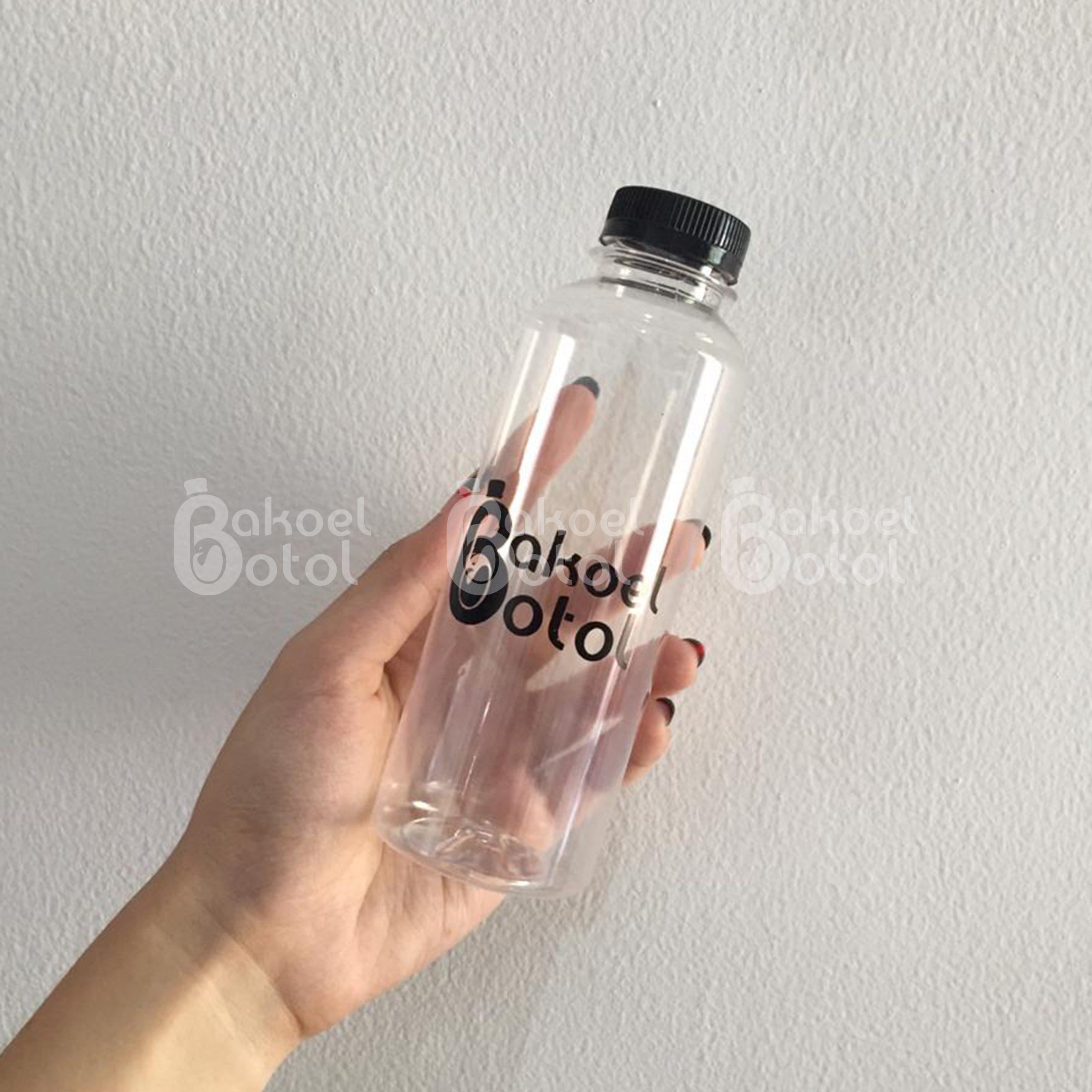Cetak Label Botol Plastik Murah