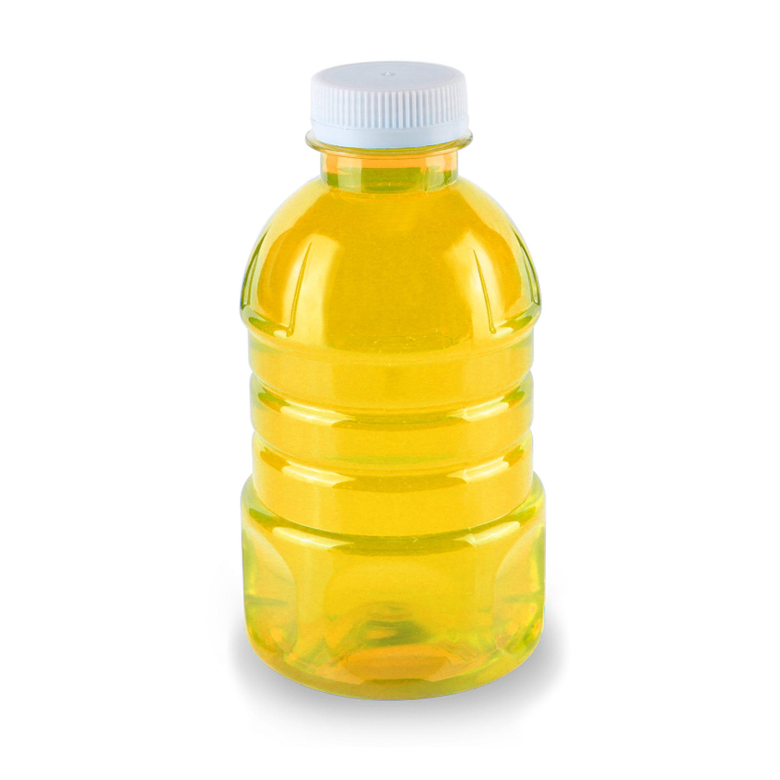 Supplier Resmi Botol Plastik Round 250 ml Murah