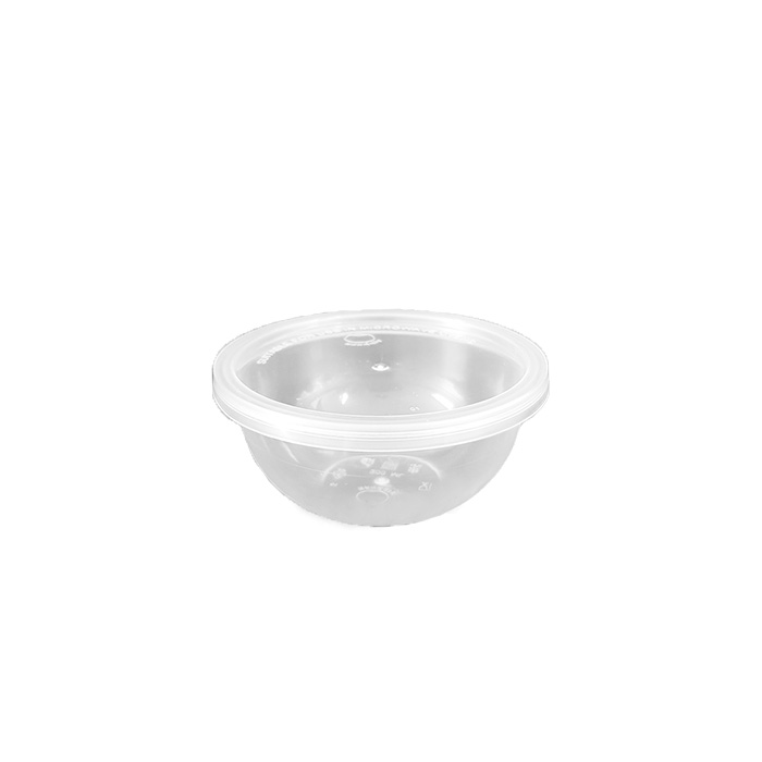 Thinwall Bowl 200 ml - Distributor Mangkok Makan Plastik Murah