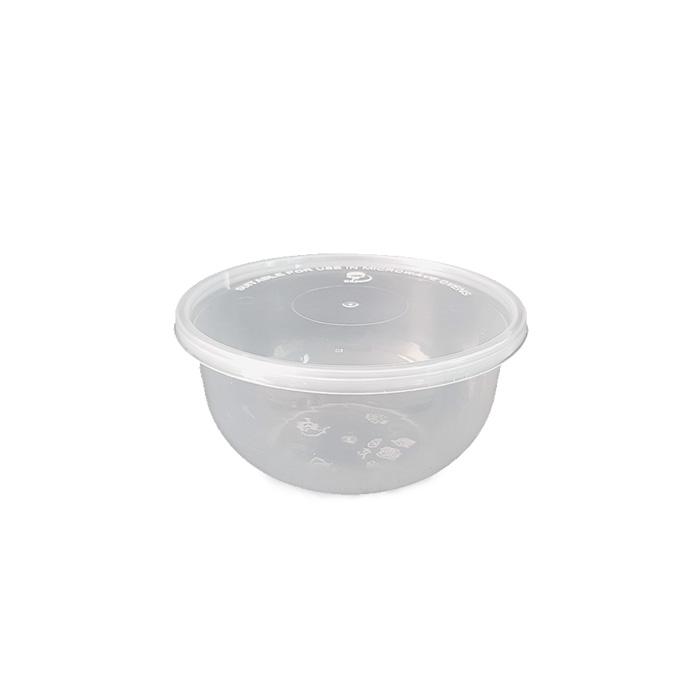 Thinwall Bowl 400 ml Mangkok Makan Plastik