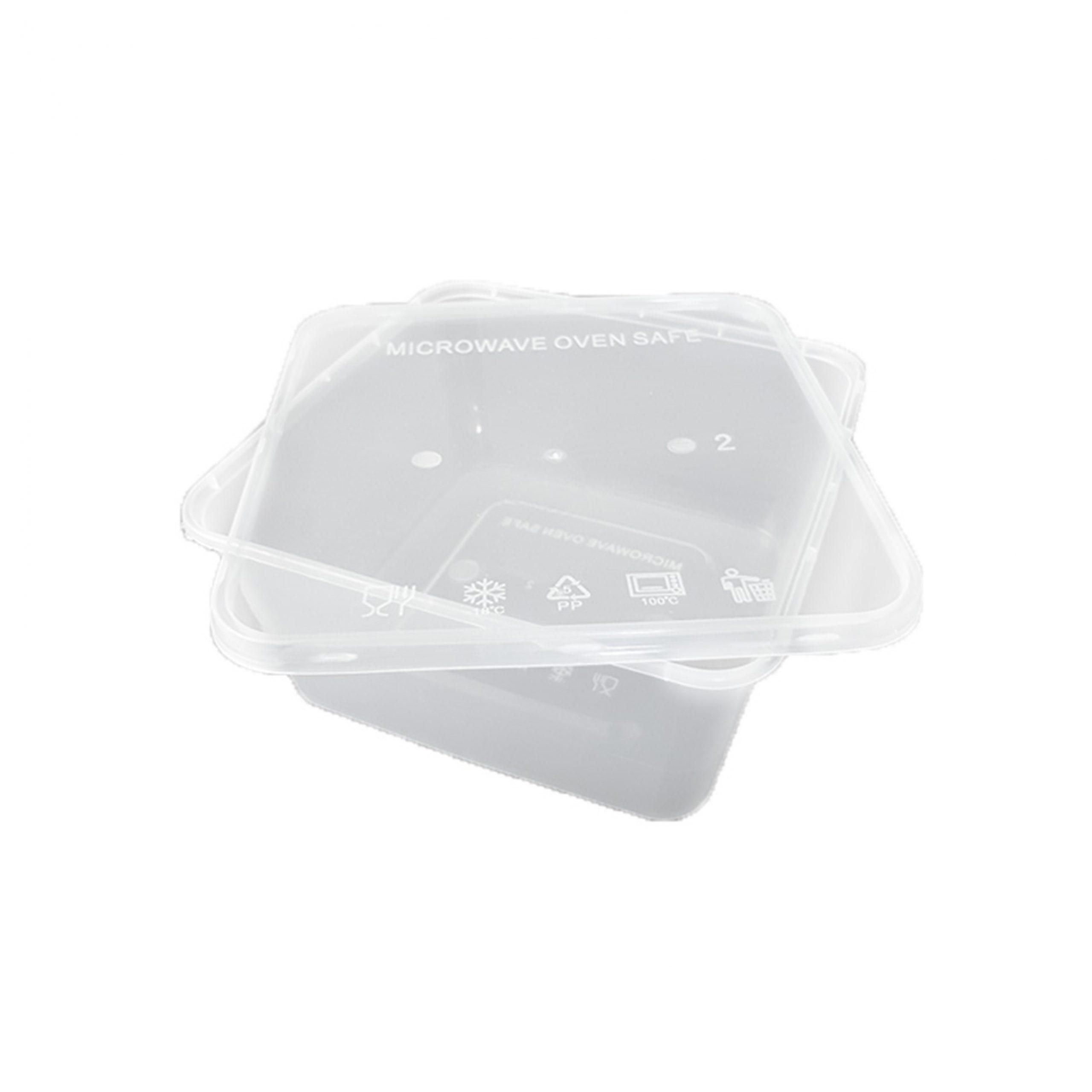 Thinwall Kotak 1500 ml - Supplier Kotak Makan Plastik